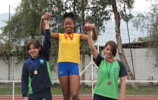 Campeonato Atletismo FCO