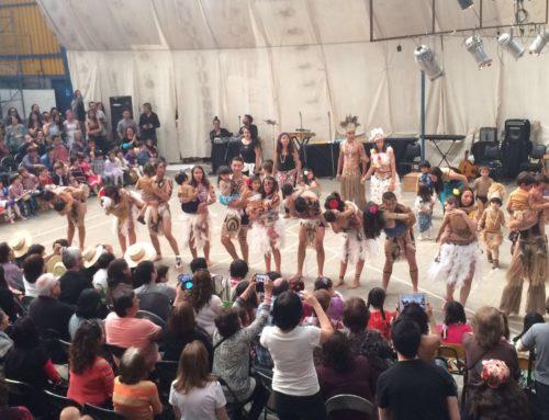 Fiestas patrias en familia 2016