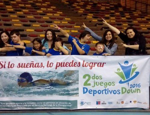 Destacada Participacion de Mirandianos en Juegos Deportivos Down
