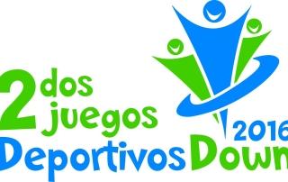 Logo Juegos deportivos down